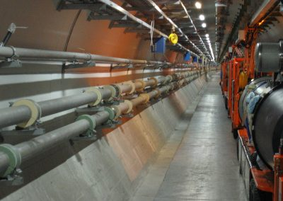 1) Particle Accelerator