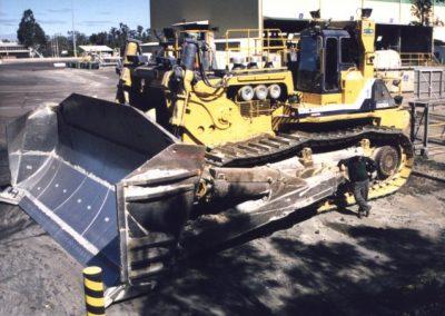 11) D575A-3SD Superdozer