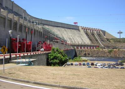 4. Guri-Damm, Venezuela
