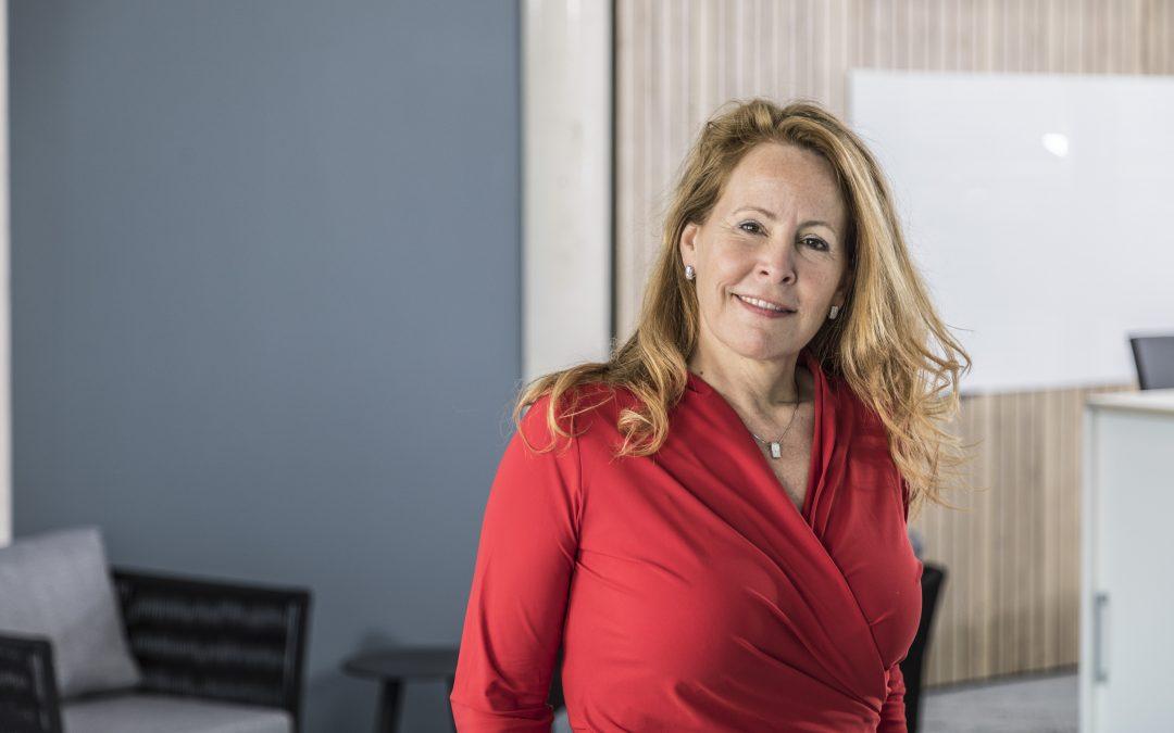 Ghislaine Duijmelings, directora de subastas, no necesita tiempo para sí misma